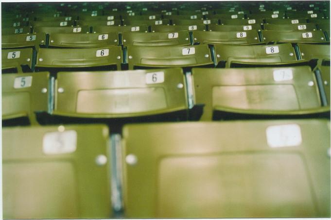 empty seats (2003)